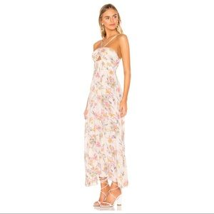 NEW Ivory Maxi Dress Free People